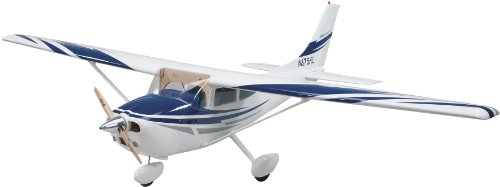Top Flite Cessna 182 Skylane Gold Edition Radio Controlled Glow or Electric (Cessna 182 Aircraft)