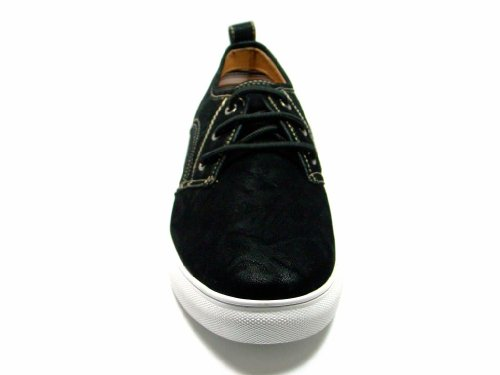 Mens 30191 Sneaker Casual In Suede E Stringate