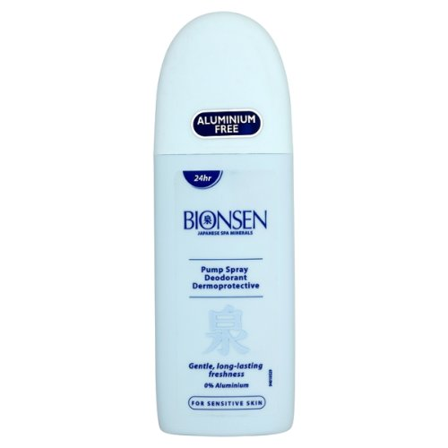 Bionsen Pump Spray Deodorant 100ml (Pack of 3)