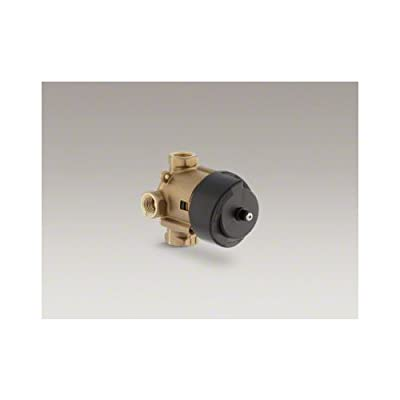Kohler K-737-K Two Way or Three Way configurable Diverter Valve (Single Function,