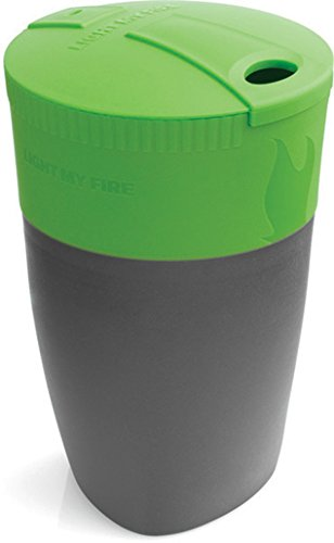 sible Pack-Up Cup, Green (Taza 1 Light)