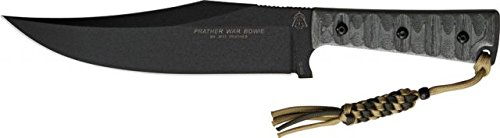 Tops Knives Prather War Bowie Fixed Blade Knife