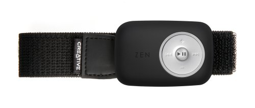 Creative Zen Stone Armband and Skin (Black) by Creative Labs