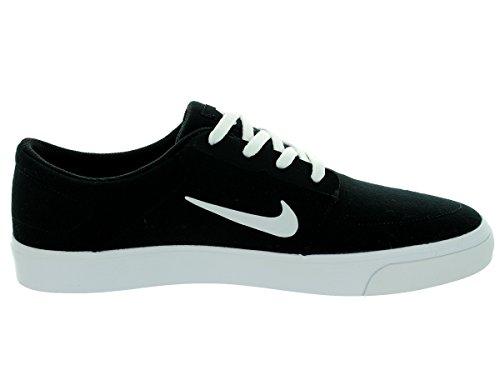 Black SB NIKE White CNVS Shoe Portmore Skate Men Men's US 12 qSS1wxCf