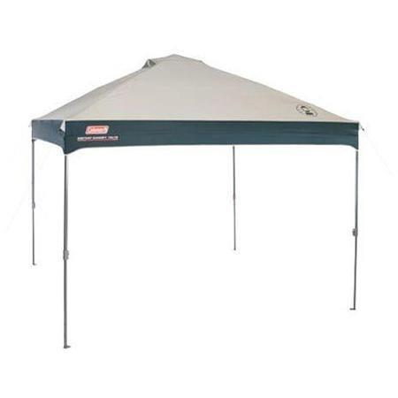 - Coleman 10' x 10' Straight Leg Instant Canopy/Gazebo