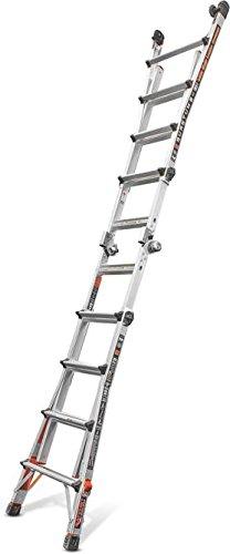 Little Giant Quantum Multi-Use Ladder 300 Pound Rating (Model 17 Ratchet Levelers)