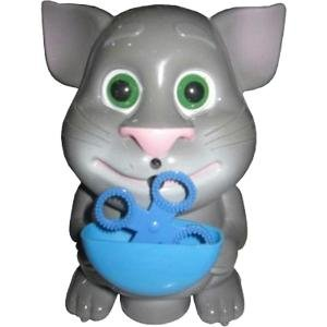 Talking Tom Cat Magic Musical Bubble Maker Toy Amazon In Home