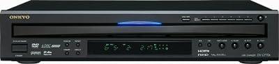 Onkyo DV-CP706 6 Disc DVD Player by ONKYO