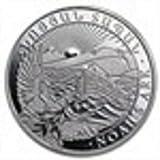 2013 1/4 oz Silver Armenia 100 Drams Noah's Ark Coin
