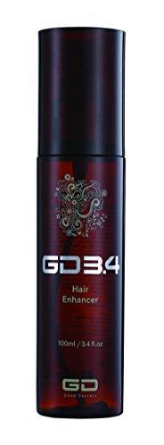GD3.4 Hair Enhancer Growth Serum 3.4 Ounce Review
