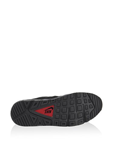 Nike 629993-024 - Zapatillas de deporte Hombre Negro (Black / Dark Grey / Gym Red)