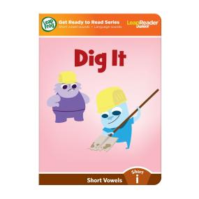 """Dig It"" features short vowel ""i"" sound."