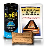 six-pack-sunglo-table-shuffleboard-speed-1-super-glide-shuffleboard-table-powder-wax-talc-shuffleboa