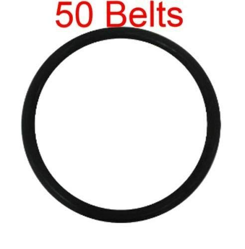 Eureka/Sanitaire Upright Round Vacuum Belts 50 Pack by Live Shop