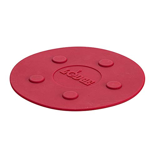 Lodge Silicone Magnet Trivet, 8-inch