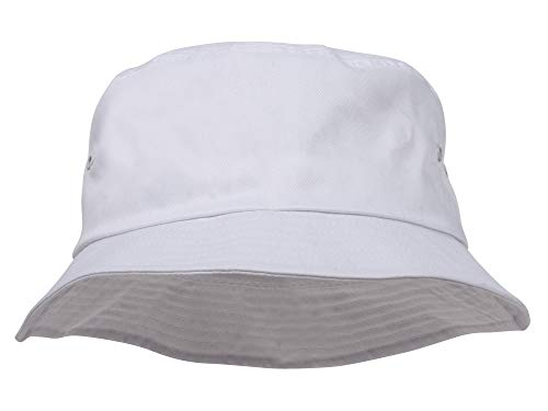 Washed Hat-White W12S41E (S/M)]()