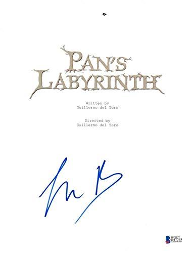 Ivana Baquero Autographed Signed Memorabilia PanS Labyrinth Script Beckett Bas Autograph Auto