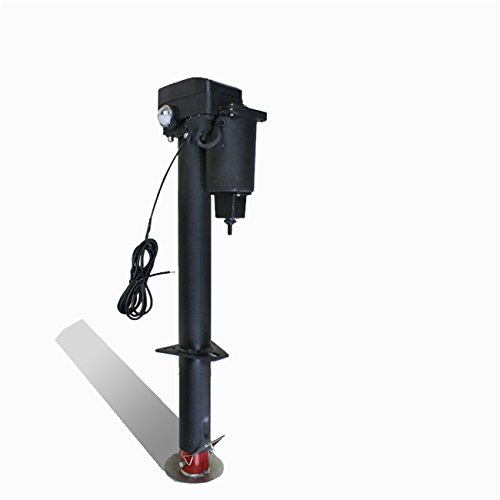 F2C-Adjustable-Height-3500-Lb-12-Volt-A-Frame-RV-Trailer-Jack-Electric-Power-Tongue-Dual-LED-Light