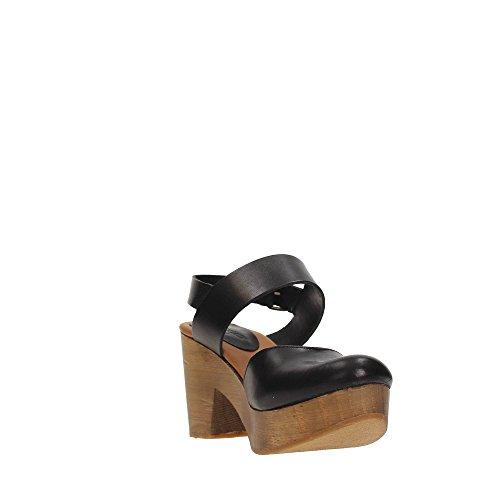 Lumberjack SW26106-002 B01 Sandalia Mujer negro
