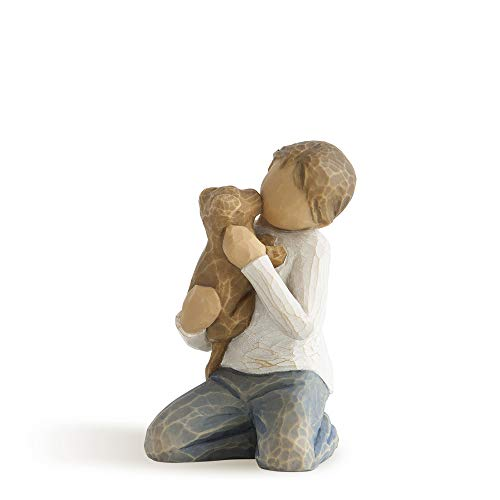 (Willow Tree Kindness (boy), sculpted hand-painted figure)