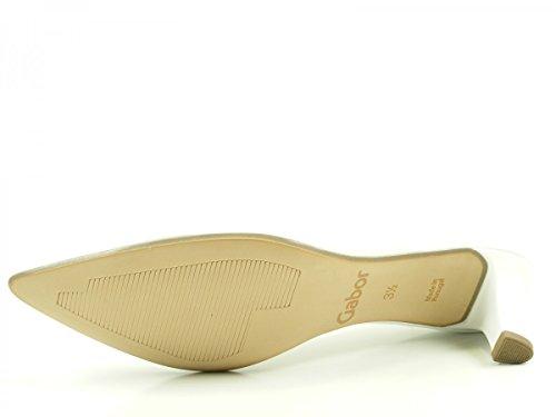 Gabor Shoes Fashion, Escarpins Femme Weiß