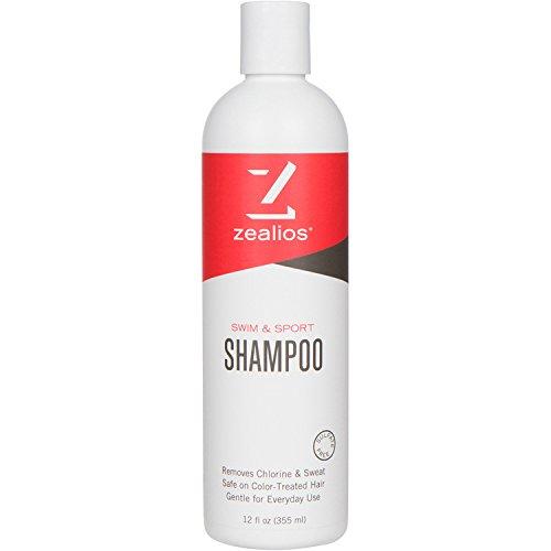 Zealios – Swim and Sport Shampoo – Sulfate Free (12 oz)