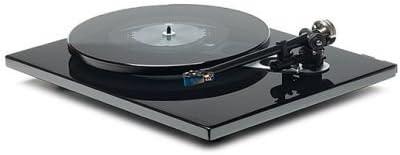 Rega RP6 - Tocadiscos (incluye cápsula Ortofon 2M Black MM previamente instalada), color negro: Amazon.es: Electrónica