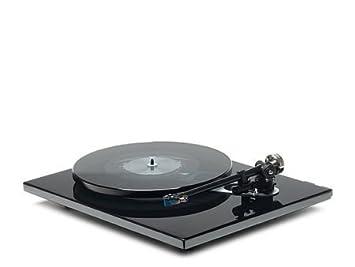 Rega RP6 - Tocadiscos (incluye cápsula Ortofon 2M Black MM ...