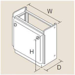 【ROP-K201-650】 Rinnai[リンナイ] 据置台 ガス給湯器 オプション コードNo.:25-0441