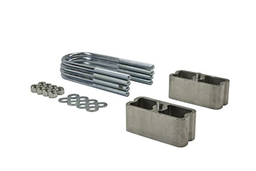 Axle Block Kit - Belltech 6100 Lowering Block Kit