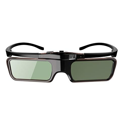CELINEZL VR 4pcs Gafas 3D DLP con Obturador Activo para XGIMI Z4X ...