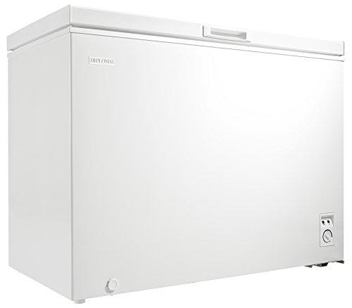 9 cubic feet chest freezer - 3