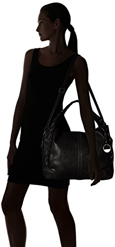 Black Collection Handle Bag MG Woven Slouchy vqn0z