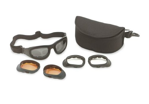 Bobster Eyewear Sport and Street II Convertible Goggles / Sunglasses