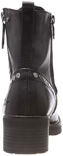 Noir black Tailor 00001 Botines Femme 5891302 Tom gfqIx