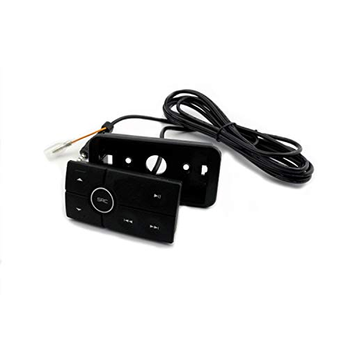 500 Watts 4 Channel Class A//B Waterproof Motorcycle Marine Bluetooth Amplifier Boat Stereo Audio Receiver Sound System MP3 Player with Aux In RCA out for Boat ATV UTV Powersports Tractor Truck Herdio 4350459115