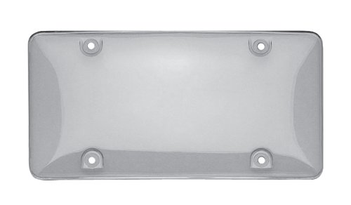 Cruiser Accessories Tuf Flat Shield Novelty/License Plate Shield