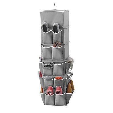 Studio 3B Spinning Closet Organizer (Grey)