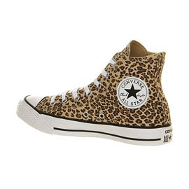 Altas Converse Hi Unisex Zapatillas Core Marrón Adulto All Leopard Star Chuck Taylor TB0qTZ