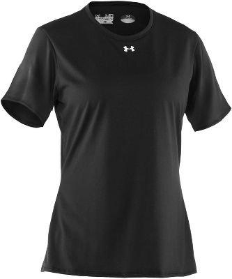 Under Armour Women's UA Locker T-Shirt X-Small Black