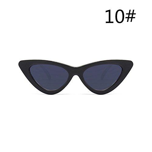 Gato Mujeres Gafas Sol De De Gafas Hembra Pequeñas Edad Uv400 I De De De Oculos De Gafas Espalda TIANLIANG04 Ojo Rojo Gafas Negro j Sol 8xIqwd86