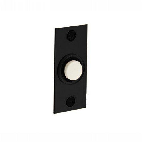 Rectangular Doorbell Button, Oil Rubbed Bronze