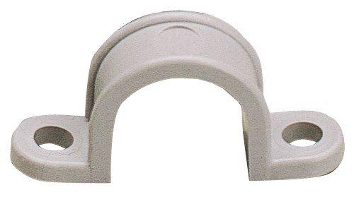 GB Gardner Bender GCC-220 3/4'' Two Hole Plastic Straps 20 Count