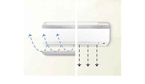 Deflector/spoiler/estante para acondicionadores 72 cm: Amazon.es ...