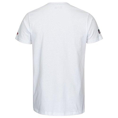 blanca Fan hombre Patriots England Nfl para Era Pack New Camiseta q1Cv4