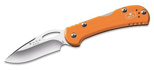 Cheap Buck Knives Mini SpitFire Orange