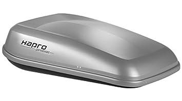 Betere Hapro ProBox 430 Roof Box 370 Litres Grey/Silver: Amazon.co.uk SC-09