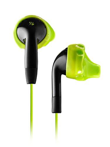 Yurbuds (CE) Personalized Series Inspire Sport Earphones, Volt/Black, Size 6/7