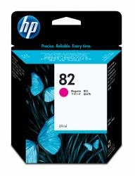 HP 82 (C4912A) Magenta OEM Genuine Inkjet/Ink Cartridge (69 ml) - -
