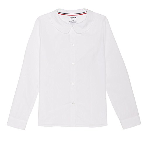 French Toast Sleeve Collar Blouse product image